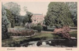 Overtuin Bisdom van Vliet (Haastrecht) ca. 1920